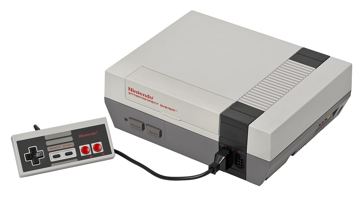 The Nintendo Entertainment System, released in 1983, is one of the consoles popularly emulated.