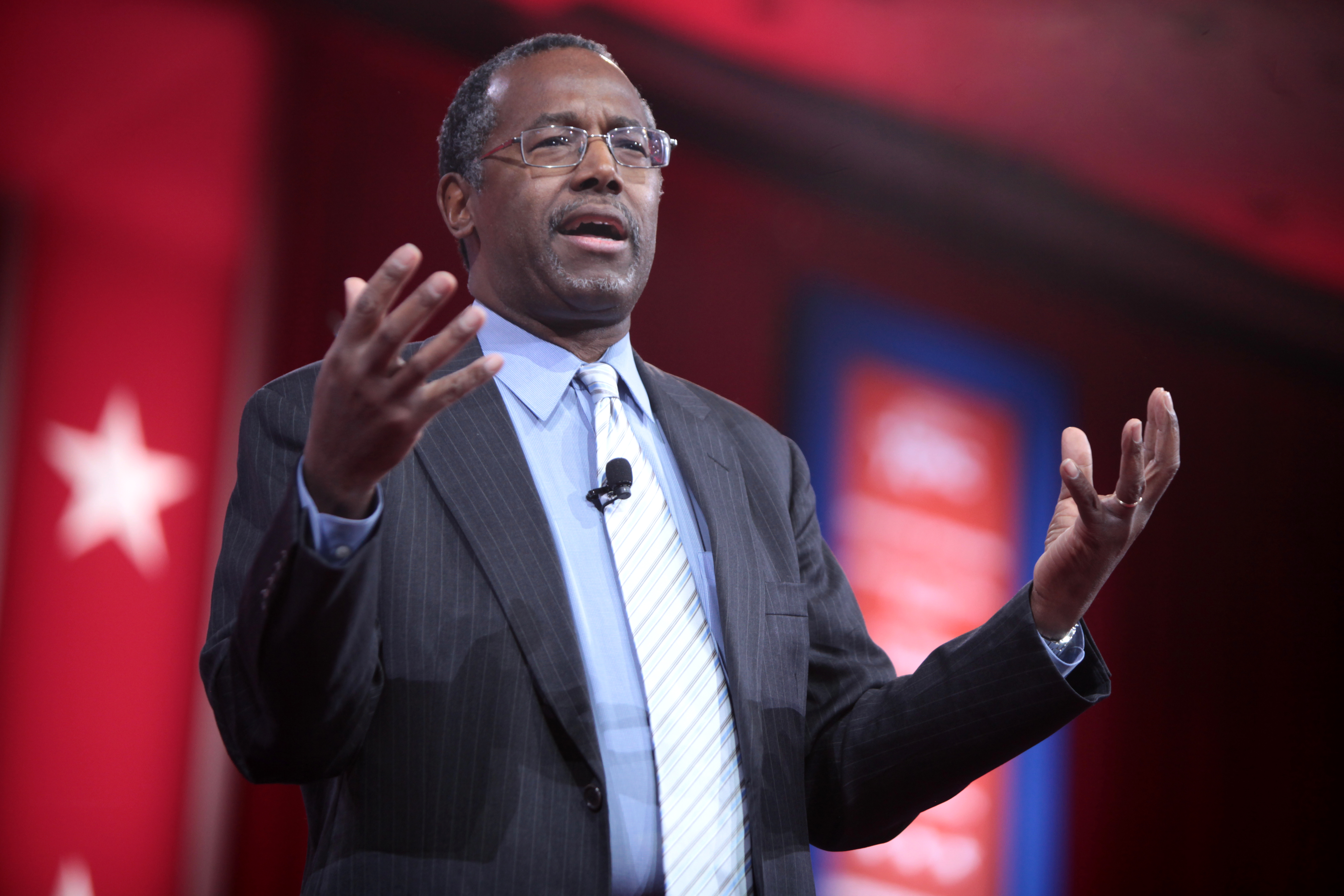 Benjamin Carson Sr. is the Secretary of Housing and Urban Development. He has accused Facebook of allow discrimination via its ad system.