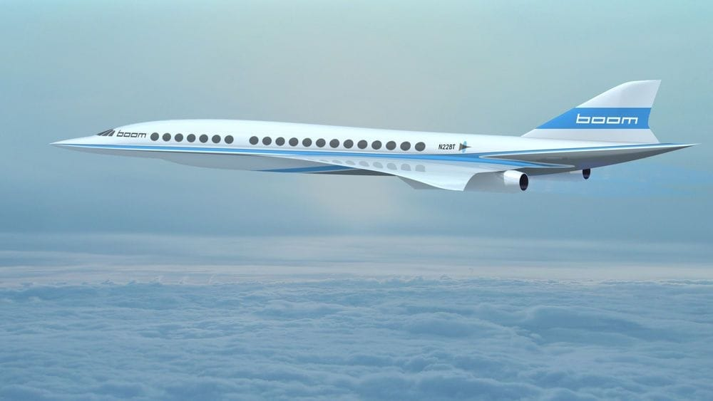 aircraft innovation supersonic