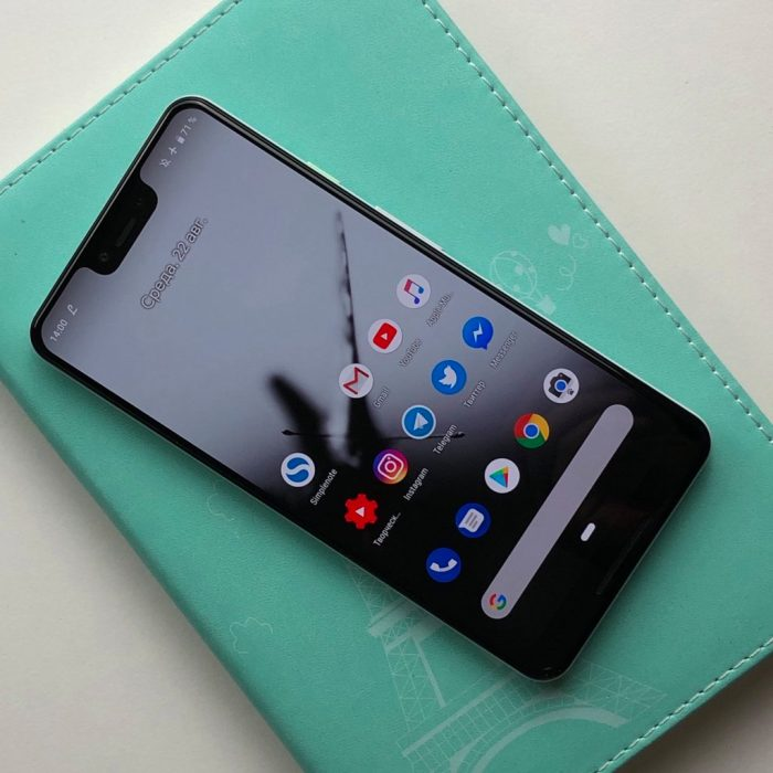 Google's Pixel 3 - the follow up to the popular Pixel 2 is rumoured to be launched on October 9th- according to Bloomberg. Image: @wylsacom via Twitter